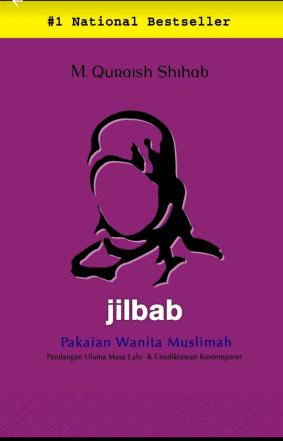 resensi buku jilbab m quraish shihab, resensi buku jilbab pakaian wanita muslimah, resensi buku m. Quraish shihab, baca buku jilbab quraish shihab pdf