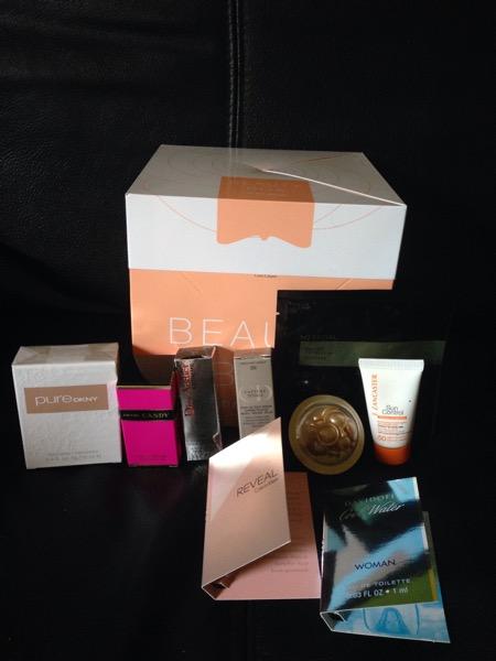 Parfumdreams Beauty Box (1/6)
