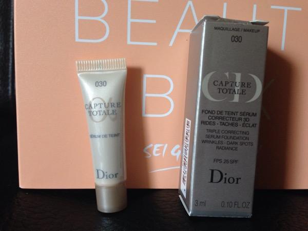 Parfumdreams Beauty Box (6/6)
