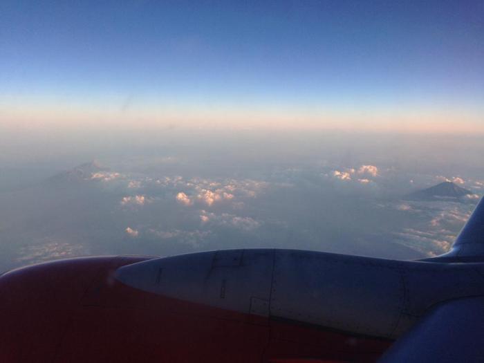 Gunung Merapi dan Merbabu
