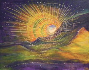Aufgang der zwei Sonnen