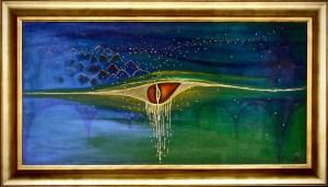 Drachen-Auge
