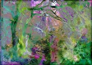 Licht-Bäume
