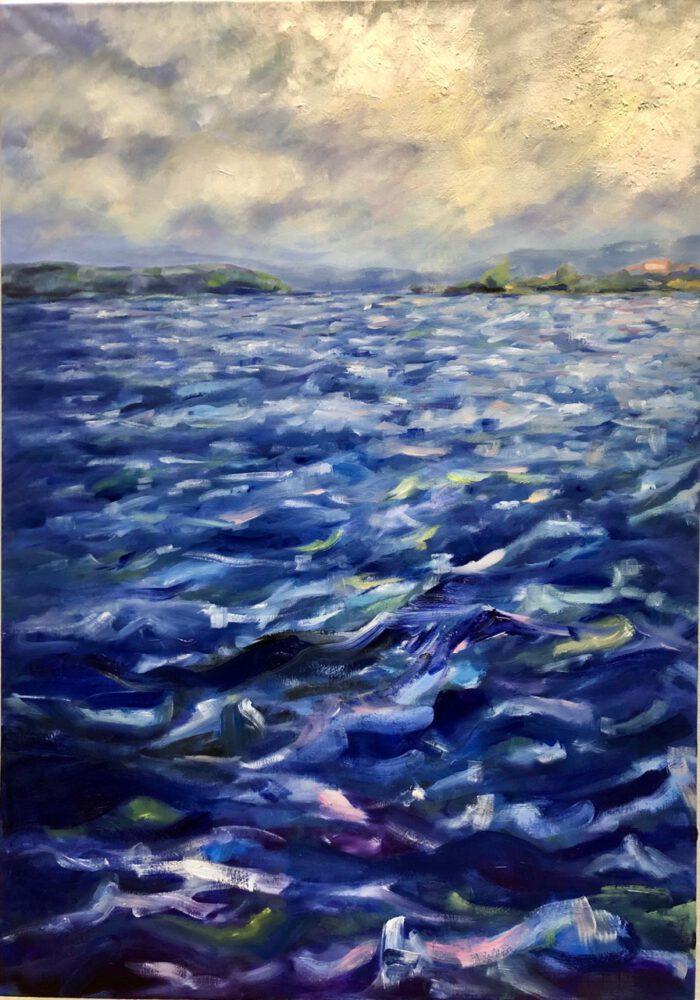 Blick übern See – Arijana-2020