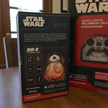 BB-8 Toy by Sphero - Back of package