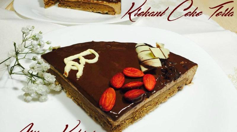Krokant Čoko torta