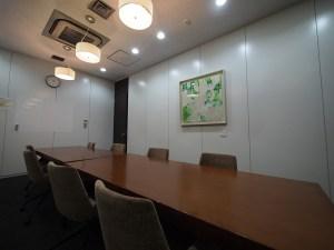 山田宴三「Green001」 91×91cm