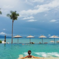 Hansar samui pool