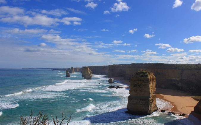 I'll soon write a blog post about the Great Ocean Road in Australia