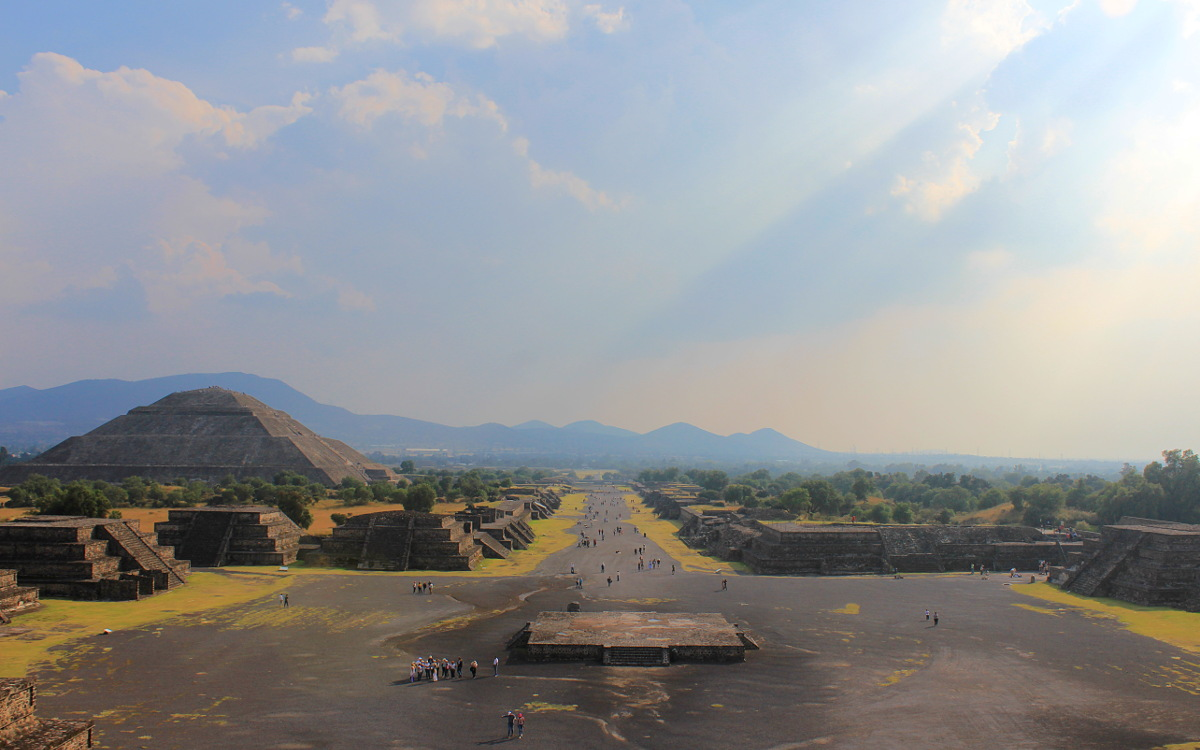 Day Trip to Teotihuacan without a Tour from Mexico City