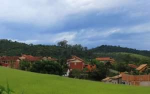Field outside Penedo, the Little Finland of Brazil.