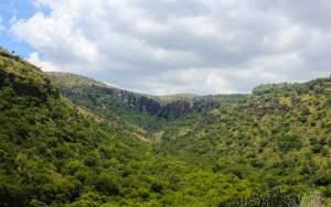 Makapan Valley World Heritage site landscape.