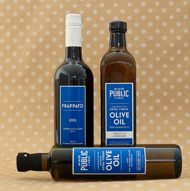 Bi-Rite Public Label, packaging design