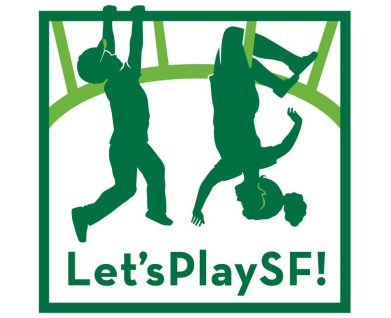 Logo design for San Francisco Recreation and Parks department capital campaign