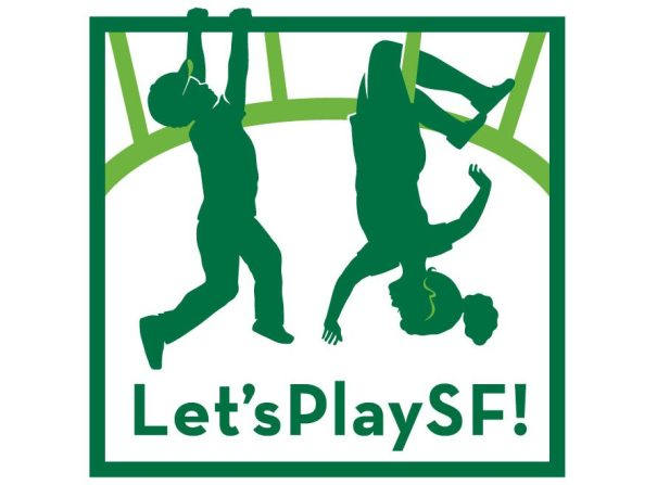Logo design for Let'sPlaySF!