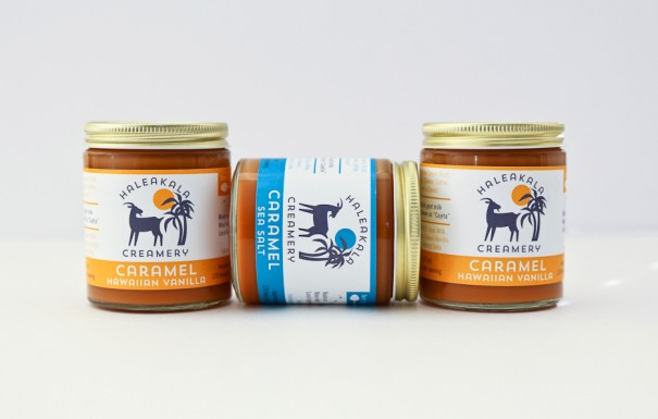 Package design and branding for local maui artisanal food