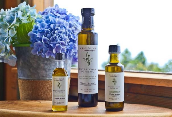 design for olive oil label, food and beverage packaging