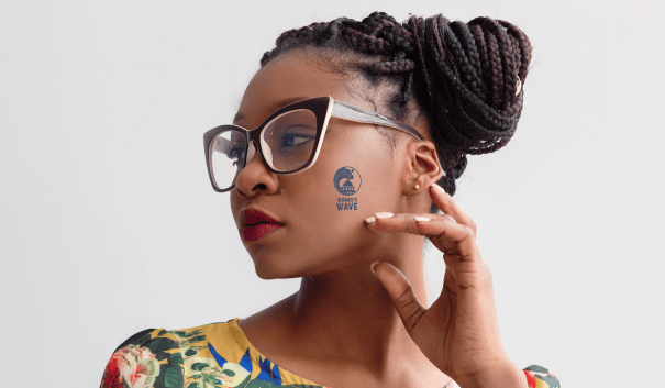 tattoo for the women's march with the women's wave branding and logo design