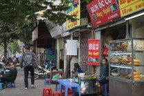 Aktivitas Pagi Hanoi