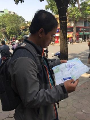 Membaca Peta Bia Gak Kesasar