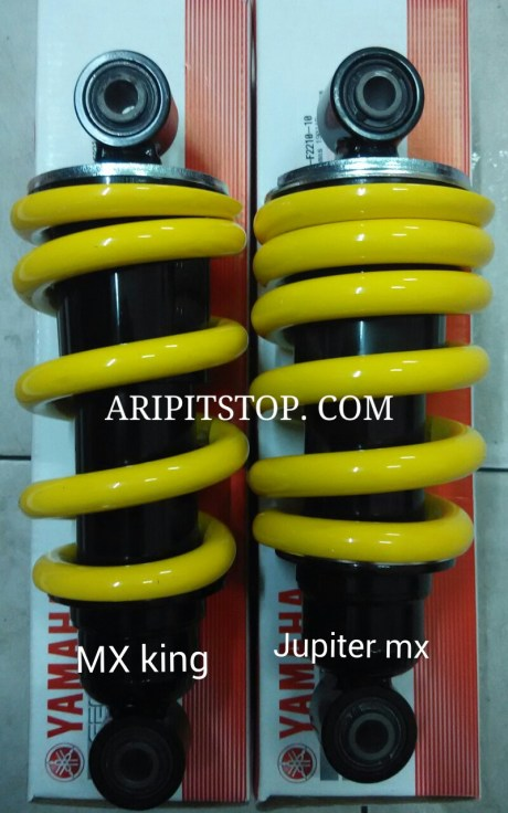 Sok belakang mx king jupiter mx