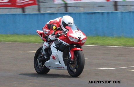 GERRY SALIM IRS 600