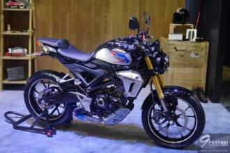 Honda CB150R Exmotion Scramble Cafe (7)