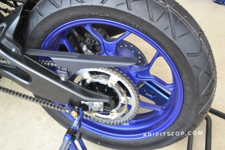 All new mt-15 warna biru 14