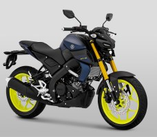YAMAHA MT-15 Std Matte Blue