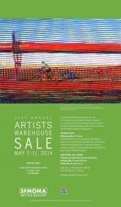 Twenty-First Annual Artists Warehouse Sale