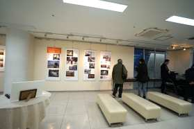 """I was also in this group exhibition """"Places of Change"""""""