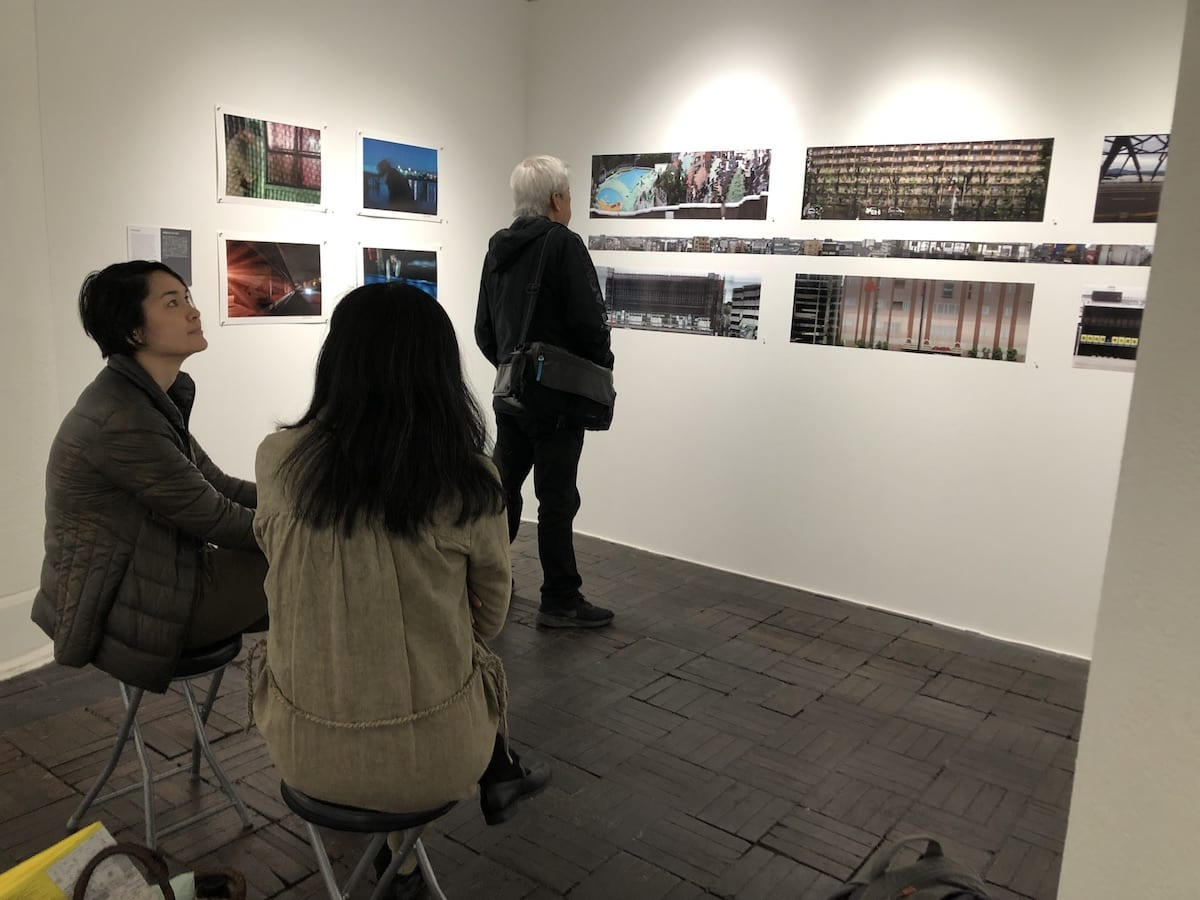 Rapid Express Installation Images @ Kyotographie 2019