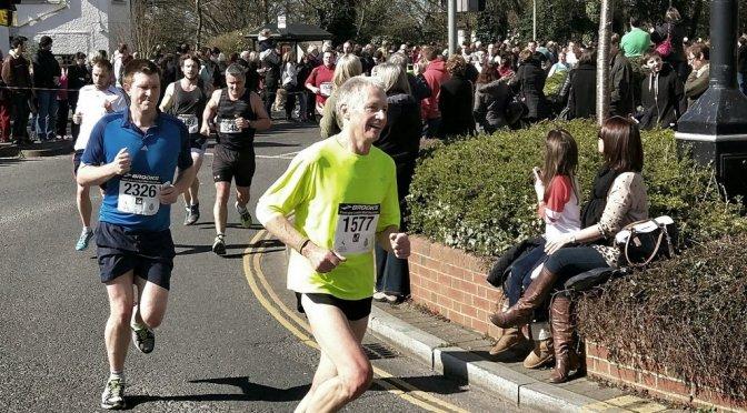 Arise & run the Fleet Half Marathon – 20th March 2016