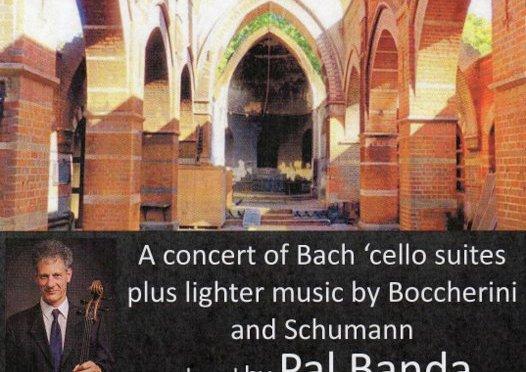 Fundraising Concert – Saturday 13 May