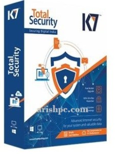 K7 Total Security 16.0.0574 Crack + Activation Key Latest 2022