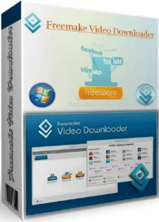 Freemake Video Downloader 4.1.13.95 Crack & Serial Key Latest