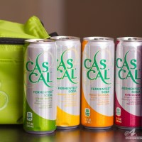 Cascal Natural Soft Drink Review + Giveaway
