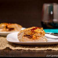 Chipotle Goat Cheese Stuffed Chicken