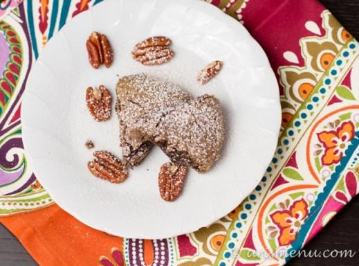 Pumpkin Pecan Scones #vegan #glutenfree