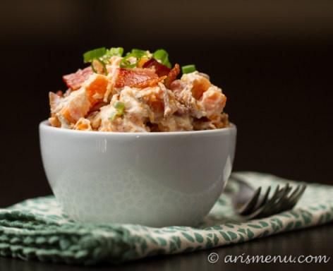 Loaded Sweet Potato Salad