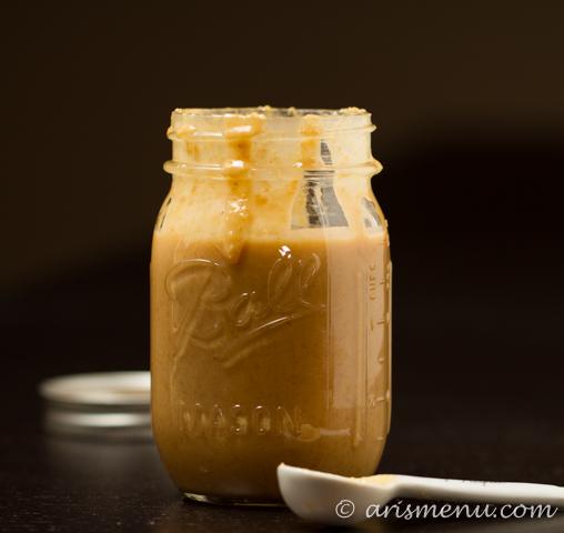 Honey Roasted Macadamia Butter