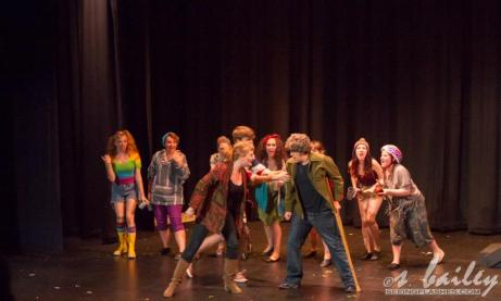 Urinetown the Musical 2012