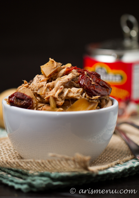 Crockpot Chipotle Dr. Pepper Pork: An easy, flavorful and healthy weeknight meal