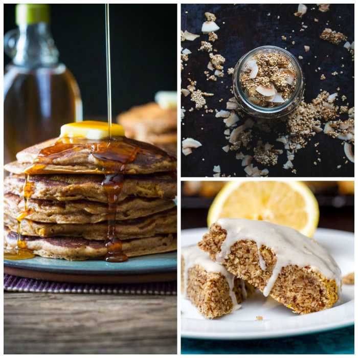 90+ Healthy Recipes for Breakfast, Lunch, Dinner & Dessert