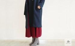 セットアップの魅力とコート選びの楽しさを☆