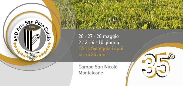 Invito 35° Aris San Polo Calcio