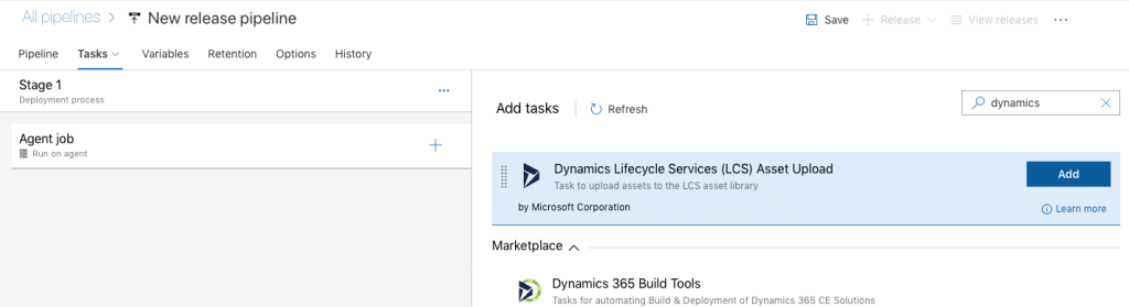 Dynamics 365 Unified Operations Tools