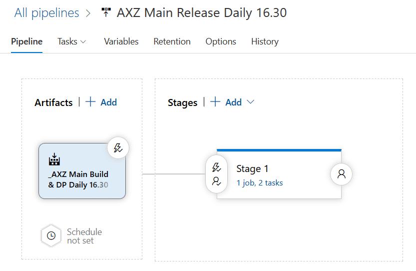 MSDyn365 & Azure DevOps ALM 19
