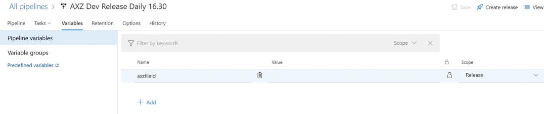 MSDyn365 & Azure DevOps ALM 25