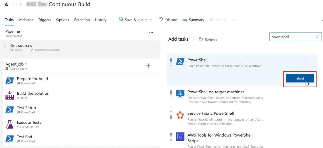 Llama a la API de Movimiento de DB de LCS en tu pipeline de Azure DevOps 1